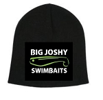 Big Joshy Swimbaits - Logo Beanie Black