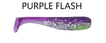 Purple Flash Minnow 2.3