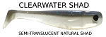 Clearwater Shad Minnow 2.75